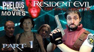Video Resident Evil: The Final Chapter Part 1 - Phelous MP3, 3GP, MP4, WEBM, AVI, FLV Oktober 2018