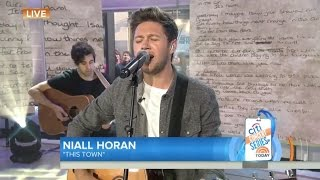 Niall Horan - This Town (Acoustic) | Today Show Performance Video