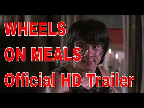 WHEELS ON MEALS  OFFICIAL HD Trailer 1984 - Thời lượng: 2 phút, 3 giây.