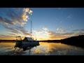 Sailing the West Coast of South Australia on our 37ft Wharram Tangaroa Catamaran