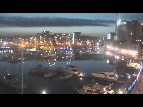 Live-Cam: Großbritannien - Ipswich - Salthouse Harbour Hotel