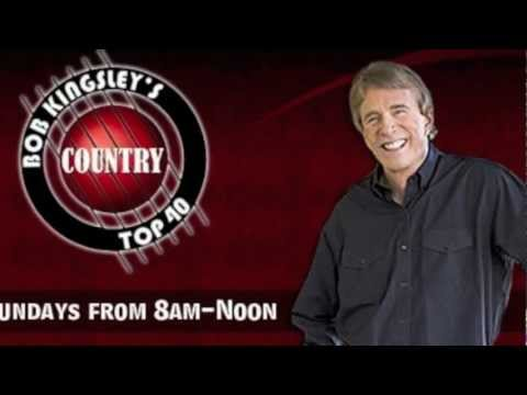 Katie Armiger on Bob Kingsley's Country Top 40 Countdown