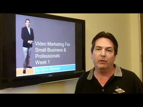 Video Marketing For Real Estate, Small Biz & Professionals