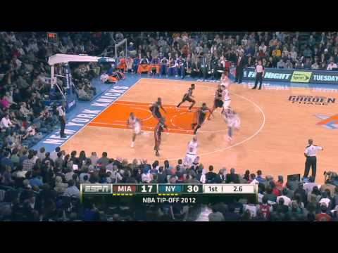 Carmelo Anthony & J.R. Smith HD Mix 2012-2013