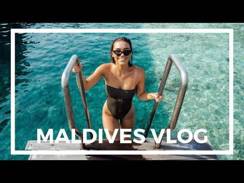 Visiting The Most Magical Place In The World - Maldives | The Luxe Destination (видео)