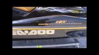4. 2006 Sea Doo RXT 215