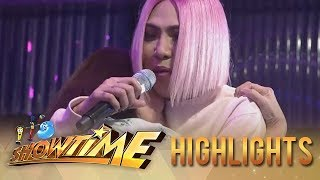 Video It's Showtime: Vice Ganda meets Ate Girl's mom MP3, 3GP, MP4, WEBM, AVI, FLV Maret 2019