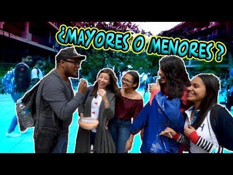 Preguntas de cultura general a Universitarios San Valentín - UNAH, Tegucigalpa Honduras