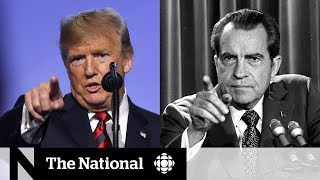 Video Donald Trump and Richard Nixon: The similarities between two U.S. presidents MP3, 3GP, MP4, WEBM, AVI, FLV November 2018