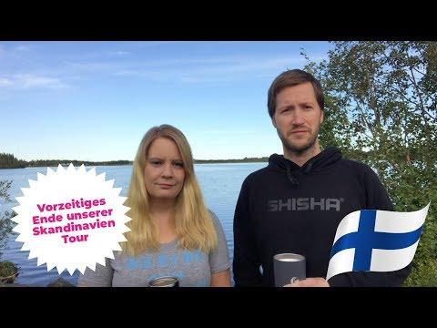 Reiseabbruch - Darum sind wir wieder in Deutschland | Finnland | #14