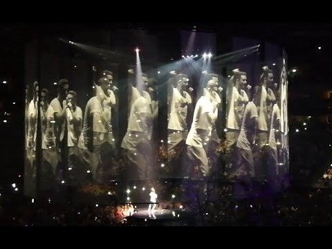 Justin Timberlake - My Love / Cry Me A River / Mirrors (Man Of The Woods Tour Berlin 12.08.2018)