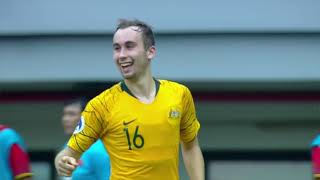Download Video Australia 2-1 Vietnam (AFC U19 Indonesia 2018 : Group Stage) MP3 3GP MP4
