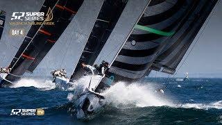 LIVE TV: 52 SUPER SERIES Valencia Sailing Week – Day 4