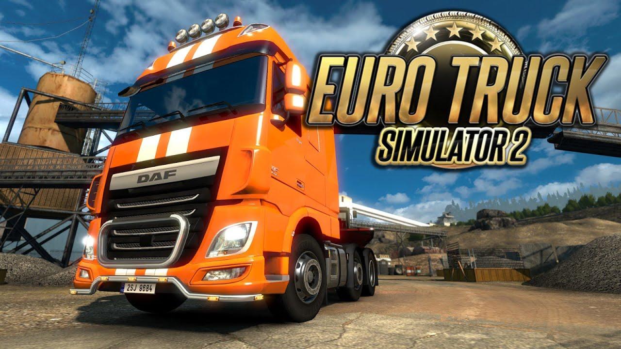 Euro Truck Simulator 2 - Convoy cu Abonatii