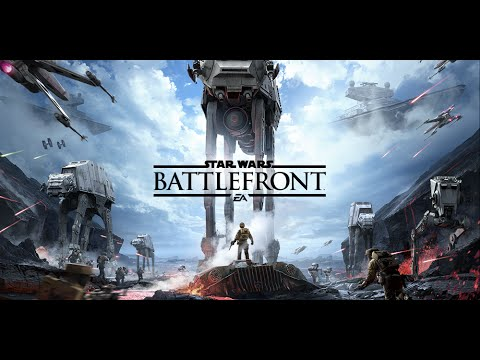 The Star Wars Battlefront open beta starts October