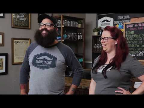 Clip from Moustache Brewery Segment