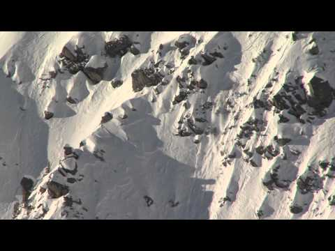 2014 Freeride World Tour: Chamonix-Mont Blanc highlights