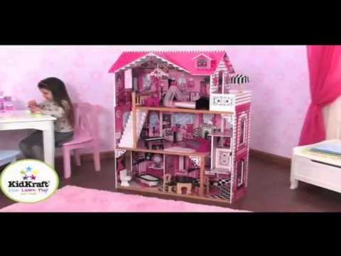 KidKraft Amelia Dollhouse w/ Furniture | 65093