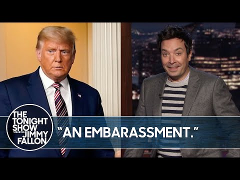 Biden Slams Trump for Refusing to Concede Election | The Tonight Show