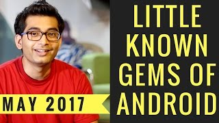 Okay, so here is the second episode of best android apps May 2017 edition. Enjoy.This video is sponsored by Instube. Check it out here.https://goo.gl/N7YyzZApps used in this video1. Linux CLI Launcher -  https://goo.gl/HtsVnk2. Fake Text Message - https://goo.gl/gj4uXS3. Calltrack - https://goo.gl/IkOWjT4. Curiosity - https://goo.gl/N5Xf615. My script calculator - https://goo.gl/xe0dFV[other apps worth checking out]PhotoMath - https://goo.gl/LN7JPASubstratum - https://goo.gl/ffvGZwSnoreLab - https://goo.gl/TlFfO0Share via HTTP - File Transfer - https://goo.gl/5L9gcrYou can reach me hereWebsite - http://techwiser.com/YouTube - https://www.youtube.com/techwiserFacebook -https://www.facebook.com/techwiserTwitter - https://twitter.com/TechWiserInstagram - https://www.instagram.com/techwiserWhich background music did I use?Boost and Future Funkhttps://soundcloud.com/joakimkarud/What camera do I use? Canon 70DWhat mike do I use?Blue Yeti and Video Mic pro (depends on requirement)What tripod do I use?Manfrotto MVKBFRWhat video editor do I use?Final Cut ProMy computer do I use?iMac 2015 for editing and a ThinkPad for casual work