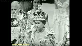 Video BBC TV Coronation of Queen Elizabeth II: Westminster Abbey 1953 (William McKie) MP3, 3GP, MP4, WEBM, AVI, FLV Juli 2018