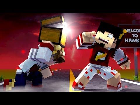 Minecraft: GANHEI UM PRESENTE - MUNDO INVERTIDO Ep.4 ‹ AMENIC ›