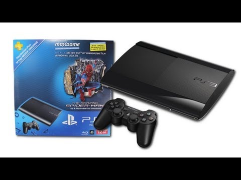 Uffruppe #91 – Unboxing PlayStation 3 Super Slim 12 GB