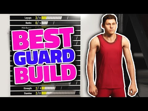OFFICIAL BEST *OP* Guard Build in NBA 2K19 MY Career #5