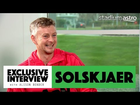 Download Solskjaer on coaching Rashford, Fergie's notes and playing with 2 strikers