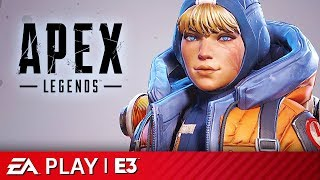Apex Legends - Wattson Legend Reveal and Character Ability Gameplay Breakdown | EA Play E3 2019