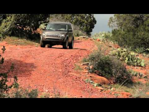 LR4 - Scott Brady and Joe Bacal check out how the Land Rover LR4 does once it gets off the pavement in this Expedition Portal Field Test.