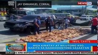 Balita Pilipinas Ngayon rounds up the top stories from around the Philippines GMA's regional stations in Luzon, Visayas, and...