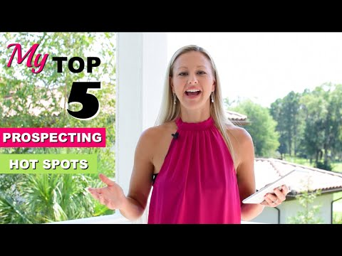 Sales Prospecting Tips - 5 Places To Find More Customers