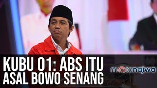 Video Debat Usai Debat - Kubu 01: ABS Itu Asal Bowo Senang (Part 1)   Mata Najwa MP3, 3GP, MP4, WEBM, AVI, FLV Juni 2019