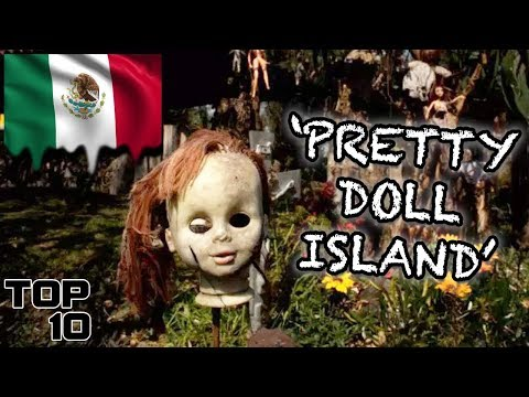 Top 10 Scary Mexican Urban Legends - Part 2