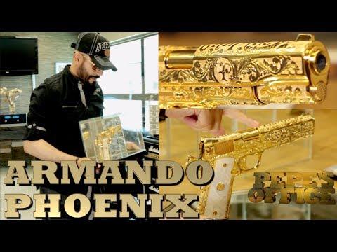ARMANDO PHOENIX LLEGA CON LA 9 PARA PEPE - Pepe's Office - Thumbnail