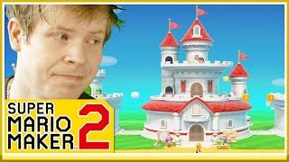 ÄR DET INTE KLART?! - Mario Maker 2: Storymode #12!