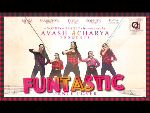 (FUNTASTIC (Pani Paryo) | Dance Video | #FuntasticParisGirls...4 min, 48 sec.)