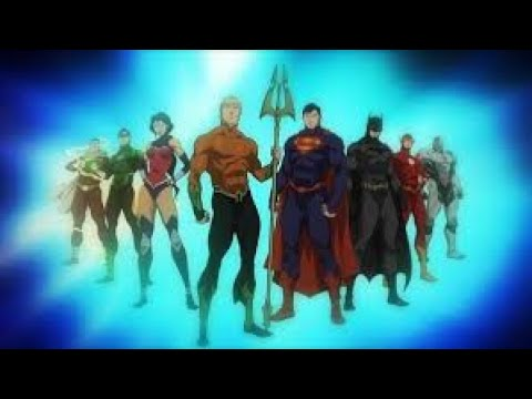 Justice League Trono de Atlantis Resumen DC