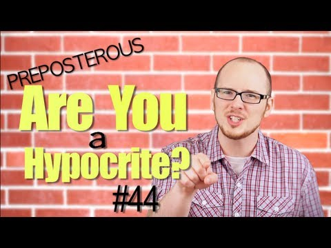 hypocrite - Are you what Jesus defines as a hypocrite? You may be surprised by the answer when you introspect? Now there is a difference between acts of hypocrisy and be...