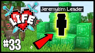 THERE IS A NEW JEREMYISM LEADER.. | Minecraft X Life SMP | #33