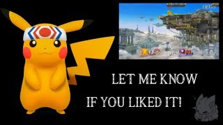 【SSB4】Static 2 – A Smash 4 Pikachu Combo/Highlight/Montage Video