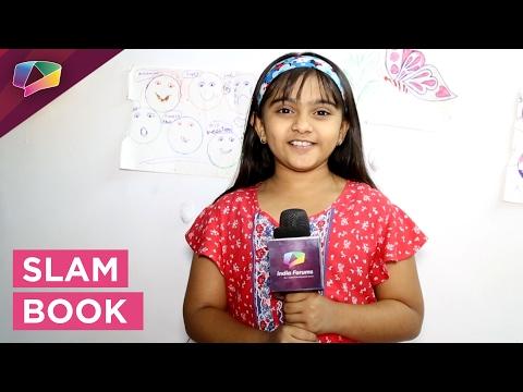 Arsheen Namdar shares her Slam Book Secrets  