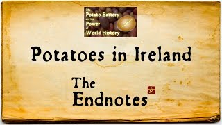 Some more details about the early European history of the potato and its impact on Ireland. Connected to our video on the Potato Battery https://youtu.be/wdPQ8zFUipwThank you to all our Patreon supporters! Please check out our Patreon: https://www.patreon.com/TheEndlessKnotEndless Knot merchandise can be found in our store: http://www.cafepress.ca/endlessknotImages: https://en.wikipedia.org/wiki/File:1590_or_later_Marcus_Gheeraerts,_Sir_Francis_Drake_Buckland_Abbey,_Devon.jpghttps://en.wikipedia.org/wiki/File:DRAKE_1577-1580.pnghttps://pixabay.com/en/accessory-hat-pirate-2023977/https://pixabay.com/en/cartoon-potato-character-comic-1487217/https://commons.wikimedia.org/wiki/File:Boazio-Sir_Francis_Drake_in_Cartagena.jpghttps://en.wikipedia.org/wiki/File:William_Segar_Sir_Walter_Raleigh_1598.jpghttps://en.wikipedia.org/wiki/File:Roanoke_map_1584.JPGhttps://commons.wikimedia.org/wiki/File:Drying_fish_in_Oqaatsut,Gronland.jpghttp://www.geograph.ie/photo/268135https://commons.wikimedia.org/wiki/File:Irish-stew_dinners_for_the_poor._Wellcome_L0003267.jpghttps://commons.wikimedia.org/wiki/File:Ships_fishing_for_cod_in_the_Grand_Banks_(14550359006).jpghttps://commons.wikimedia.org/wiki/File:Irish_potato_famine_Bridget_O%27Donnel.jpghttps://commons.wikimedia.org/wiki/File:Emigrants_Leave_Ireland_by_Henry_Doyle_1868.jpgWebsite: http://www.alliterative.net/Blog: http://www.alliterative.net/blogTwitter: https://twitter.com/alliterativeFacebook: https://www.facebook.com/alliterativeendlessknotGoogle Plus: https://plus.google.com/115113245513532543153/aboutTumbler: http://alliterative-endlessknot.tumblr.com/SoundCloud: https://soundcloud.com/alliterativePodcast: http://www.alliterative.net/podcast or https://itunes.apple.com/ca/podcast/endless-knot-podcast-endless/id1016322923?mt=2Click here to sign up for our video email list, to be notified when new videos are posted: http://eepurl.com/6YuJvClick here to sign up for our podcast email list, to be notified when new podcast episo