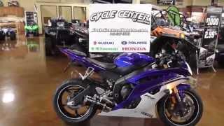 10. 2010 Yamaha YZF R6