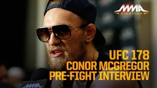 Video UFC 178: Conor McGregor Says He's in 'Everyone's Head' MP3, 3GP, MP4, WEBM, AVI, FLV Juli 2019
