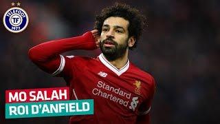 La saison où Mohamed Salah a tout explosé