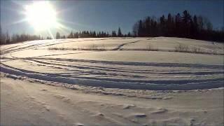 7. Ski-doo renegade Backcountry X 800 etec 2012