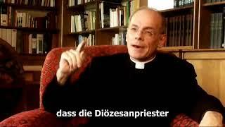 Pfr. Robert Gendreau: Priestergesellschaft vom Heiligen Kreuz