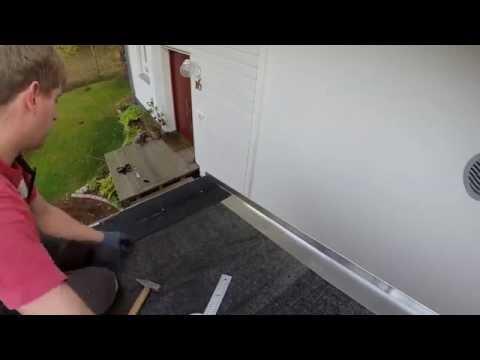 Easy Shingle (Bitumendachschindeln) Dacheindeckung